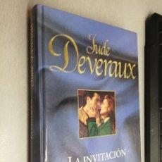Libros de segunda mano: LA INVITACIÓN / JUDE DEVERAUX / RBA 2005. Lote 268814009