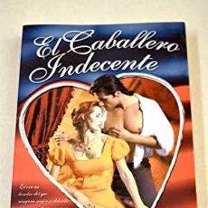 Libros de segunda mano: EL CABALLERO INDECENTE. PATRICIA GRASSO. Lote 270195633