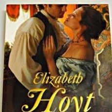 Libros de segunda mano: EL PRÍNCIPE LEOPARDO. ELIZABETH HOYT. Lote 270231393