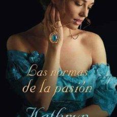 Libros de segunda mano: LAS NORMAS DE LA PASIÓN. KATHRYN CASKIE. Lote 270243198