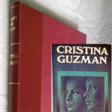 Libros de segunda mano: CRISTINA GUZMAN. 1982 CARMEN DE ICAZA. Lote 271355258