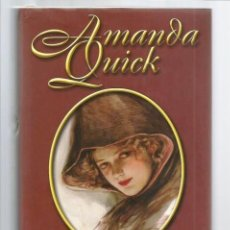 "Libros de segunda mano: LIBRO, ""FASCINACION"", DE AMANDA QUICK, ED. BANTAM BOOKS 1992. Lote 271652273"