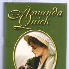 """Libros de segunda mano: LIBRO, """"LA IMPRUDENTE"""", DE AMANDA QUICK, ED. BANTAM BOOKS 1992. Lote 271653578"""