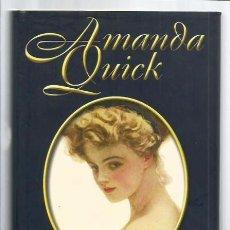 """Libros de segunda mano: LIBRO, """"NO MIRES ATRAS"""", DE AMANDA QUICK, ED. B.S.A 2001. Lote 271661043"""