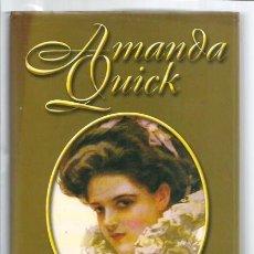 """Libros de segunda mano: LIBRO, """"SEDUCCION"""", DE AMANDA QUICK, ED. BANTAM BOOKS 1990. Lote 271662103"""