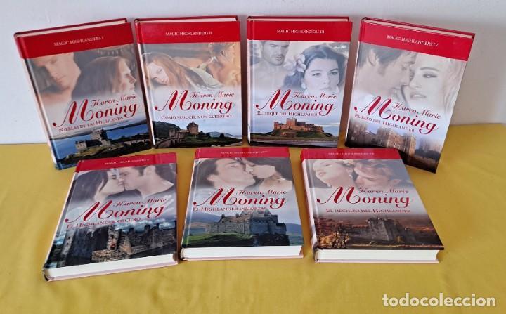 Libros de segunda mano: COLECCIÓN GRANDES SAGAS DE LA NOVELA ROMÁNTICA (65 NOVELAS) COLECCION COMPLETA - EDICIONES RBA 2009 - Foto 3 - 275213933
