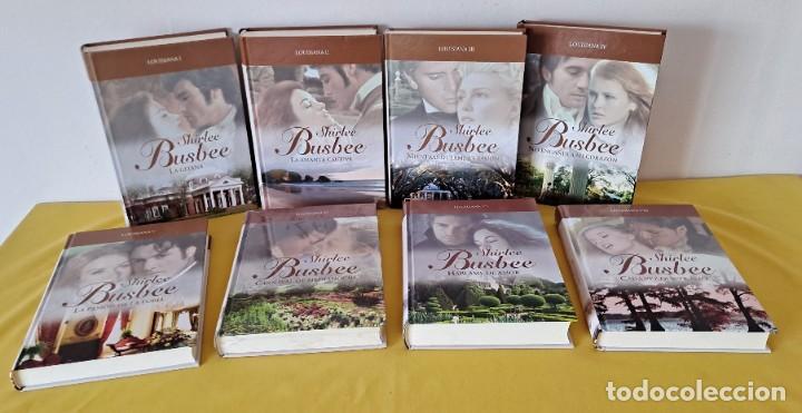 Libros de segunda mano: COLECCIÓN GRANDES SAGAS DE LA NOVELA ROMÁNTICA (65 NOVELAS) COLECCION COMPLETA - EDICIONES RBA 2009 - Foto 9 - 275213933