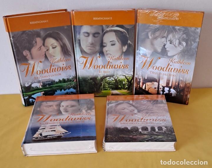 Libros de segunda mano: COLECCIÓN GRANDES SAGAS DE LA NOVELA ROMÁNTICA (65 NOVELAS) COLECCION COMPLETA - EDICIONES RBA 2009 - Foto 15 - 275213933