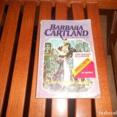 Libros de segunda mano: UNA EXTRAÑA PASION - BARBARA CARTLAND - EL NOMBRE CLASICO EN EL ROMANTICISMO - Nº8 - TENGO + LIBROS. Lote 275847223