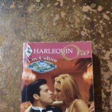 Libros de segunda mano: HARLEQUIN ORO, LOS COLTON N° 1-83: SEDUCIENDO A LA ALTA SOCIEDAD (SANDRA STEFFEN). Lote 277847148