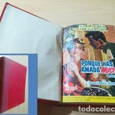 Libros de segunda mano: POR QUE HAS AMADO MUCHO, JUAN CARLOS ALMANSA / CAPITULO I A XXV COMPLETA / / AK19. Lote 278279993
