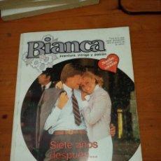 Libros de segunda mano: BIANCA. SIETE AÑOS DESPUES. ... PENNY JORDAN. EST7B4. Lote 278332133