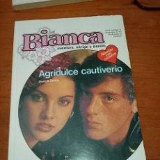 Libros de segunda mano: BIANCA. AGRIDULCE CAUIVERIO. JESSICA STEELE. EST7B4. Lote 278332328