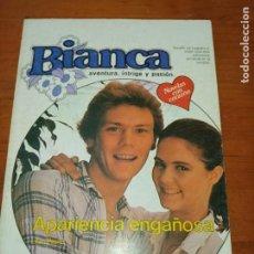 Libros de segunda mano: BIANCA. APARICENCIA ENGAÑOSA. LILIANPEAKE. EST7B4. Lote 278332473