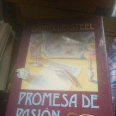 Libros de segunda mano: PROMESA DE PASIÓN - STEEL, DANIELLE. Lote 278338978