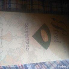 Libros de segunda mano: SECUESTRADO.- STEEL, DANIELLE. Lote 278339708