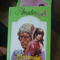 Libros de segunda mano: LIBRO MI QUERIDO GUARDAESPALDAS AMANDA ROMÁN ARCADIA Nº108 1984 L-7539-1130. Lote 278970973