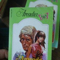 Libros de segunda mano: LIBRO MI QUERIDO GUARDAESPALDAS AMANDA ROMÁN ARCADIA Nº108 1984 L-7539-1131. Lote 278971198