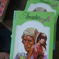 Libros de segunda mano: LIBRO MI QUERIDO GUARDAESPALDAS AMANDA ROMÁN ARCADIA Nº108 1984 L-7539-1132. Lote 278971393