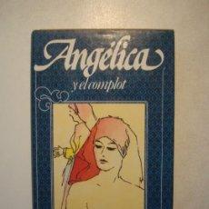 Libros de segunda mano: ANGELICA Y EL COMPLOT. TOMO 10 - ANNE Y SERGE GOLON - CIRCULO DE LECTORES 1982. Lote 288319273