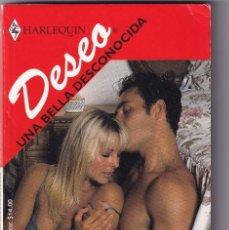 Libros de segunda mano: UNA BELLA DESCONOCIDA POR CAIT LONDON - HARLEQUIN DESEO, 2002 - (160 PÁGINAS) · PESO: 82 GRAMOS. Lote 293563868