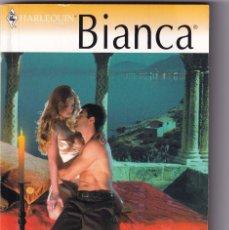 Libros de segunda mano: ESCLAVOS DE LA PASIÓN POR SARAH MORGAN - HARLEQUIN BIANCA, 2005 - (160 PÁGINAS) · PESO: 82 GRAMOS. Lote 293565093