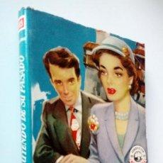 Libros de segunda mano: COLECCION MADREPERLA Nº 139 - BRUGUERA 1951 - 148 PÁGINAS - NYLHAMA - HUYENDO DE SU PASADO - LOZANO. Lote 294974583