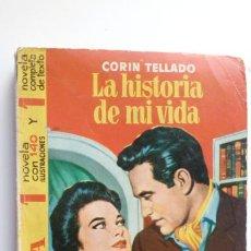 Libros de segunda mano: SELECCIÓN AMAPOLA Nº 436 - 1960 - 196 PÁGINAS - 64 EN CÓMIC - MARILYN MONROE FOTO LLUVIA DE ESTRELL. Lote 294974903