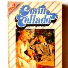 Libros de segunda mano: 1985 - CORÍN TELLADO - EL PASADO ME CONDENA. Lote 295354398