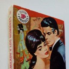 Libros de segunda mano: COLECCIÓN PIMPINELA Nº 694 - DOBLE 256 PÁGINAS - 1960 BRUGUERA - CORÍN TELLADO. Lote 295367158