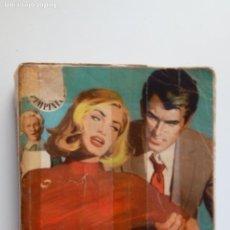 Libros de segunda mano: PIMPINELA Nº 600 - BRUGUERA 1958 DOBLE CON 256 PÁGINAS, ROSA ALCAZAR ( SILVER KANE ) KEWIN MATHEWS. Lote 295367898