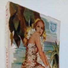 Libros de segunda mano: COLECCIÓN PIMPINELA Nº 100 - 1948 BRUGUERA - 212 PGS. CON FOTOS E HISTORIA DE SUS 29 AUTORES. Lote 295368518