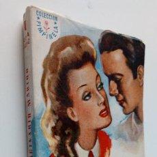 Libros de segunda mano: COLECCIÓN PIMPINELA Nº 1 - 1946 - MUY NUEVA - 196 PGS. ESCRITA EN 1944 - EMILIA PINA VÁZQUEZ. Lote 295369123