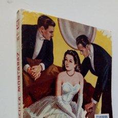 Libros de segunda mano: COLECCIÓN PIMPINELA Nº 90 - BRUGUERA 1948 - 164 PGS. MAY CARRÉ - FIERECILLA MONTARAZ. Lote 295369678