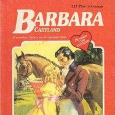 Libros de segunda mano: EL HECHIZO DE LA BRUJA (EL NOMBRE CLASICO EN EL ROMANTICISMO) Nº 234 - CARTLAND, B. - A-BARBARA-121. Lote 297097238