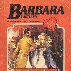Libros de segunda mano: VENCIDOS POR EL AMOR (EL NOMBRE CLASICO EN EL ROMANTICISMO) Nº 224 - CARTLAND, B. - A-BARBARA-123. Lote 297097688