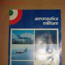 Libros de segunda mano: AERONAUTICA MILITARE, EN ITALIANO,. Lote 3062632