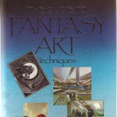 Libros de segunda mano: THE GUIDE TO FANTASY ART. LIBRO EN INGLÉS. PERFECTO ESTADO. Lote 9579861