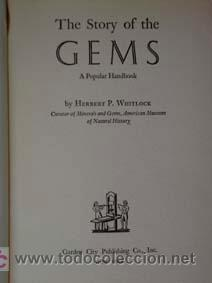 THE STORY OF THE GEMS. (Libros de Segunda Mano - Otros Idiomas)
