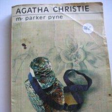 Libros de segunda mano: MR PARKER PYNEA CHRISTIE. Lote 4862568