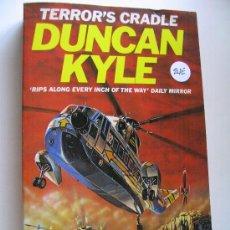 Libros de segunda mano: TERROR' S CRADLED KYLE. Lote 4862691