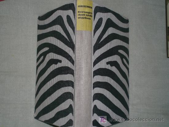 Libros de segunda mano: SERENGETI DARF NICHT STERBEN. 367000 tiere suchen einen staat. (EN ALEMÁN, CAZA VIAJES, 1959) - Foto 2 - 43158984