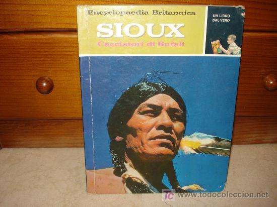 SIOUX - CACCIATORI DI BUFALI (Libros de Segunda Mano - Otros Idiomas)
