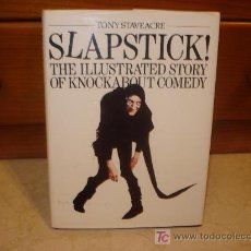 Libros de segunda mano: SLAPSTICK ! THE ILLUSTRATED STORY OF KOCKABOUT COMEDY. Lote 7120368