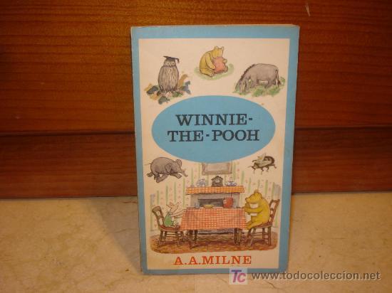A.A. MILNE - WNNIE THE POOH (Libros de Segunda Mano - Otros Idiomas)