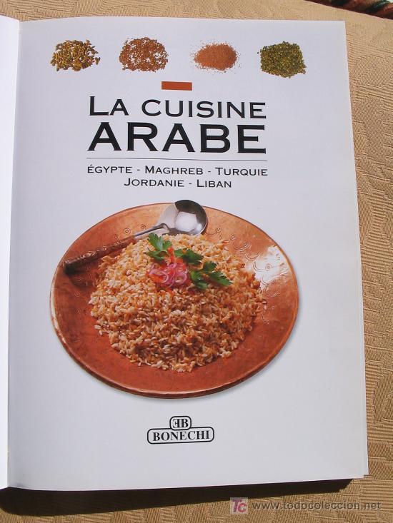 Cuisine Marocaine Libro Cocina Arabe Version En Comprar En