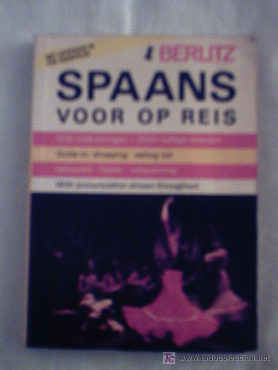 SPAANS VOOR OP REIS (Libros de Segunda Mano - Otros Idiomas)