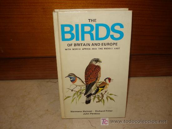 THE BIRDS OF BRITAIN AND EUROPE - BOOK CLUB ASSOCIATES 1984 (Libros de Segunda Mano - Otros Idiomas)
