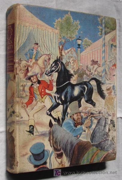 BLACK BEAUTY, POR ANNA SEWELL. EXCELENTE EDICION EN INGLES DE LUJO. CA 1940 (Libros de Segunda Mano - Otros Idiomas)