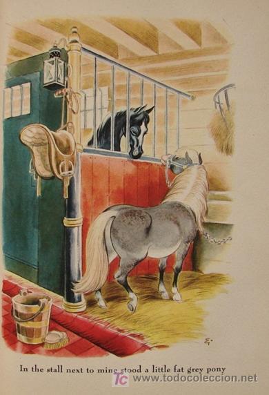 Libros de segunda mano: BLACK BEAUTY, POR ANNA SEWELL. EXCELENTE EDICION EN INGLES DE LUJO. CA 1940 - Foto 3 - 27120978